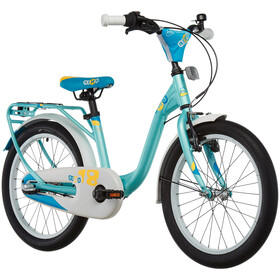 s'cool niXe 18 3-S Alliage Enfant, lightblue matt